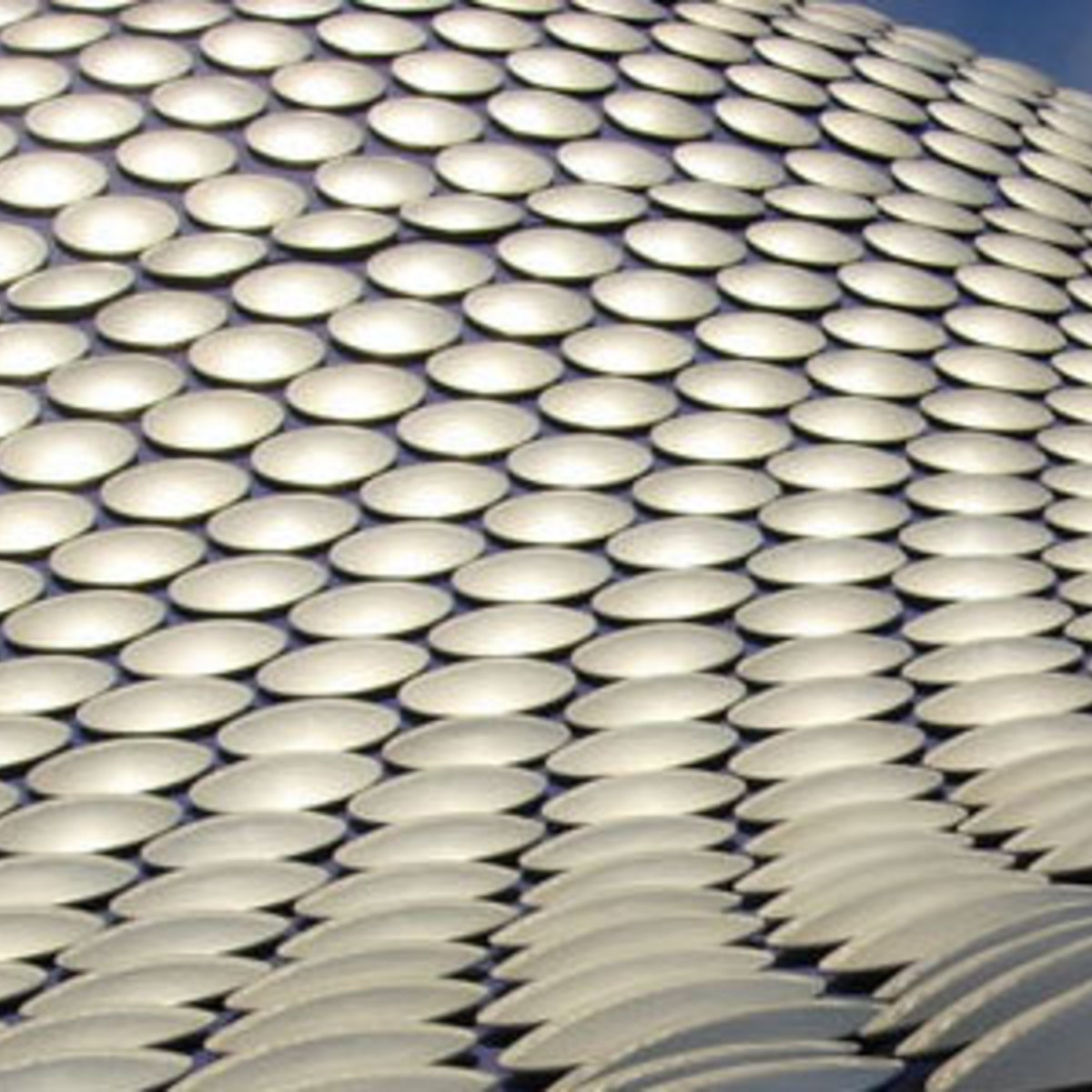 Magazzini Selfridges. Future Systems. Birmingham. 2003