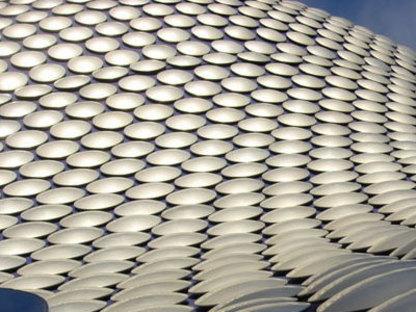Magazzini Selfridges. Future Systems. Birmingham. 2003