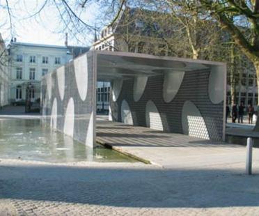Padiglione di Bruges - Toyo Ito. Bruges, 2002