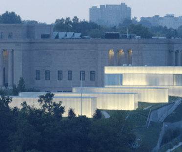 Bloch Building. Kansas City. Steven Holl. 2007