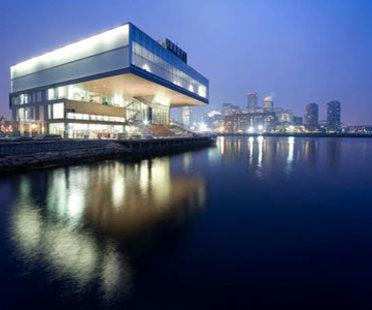 The Institute of Contemporary Art - Diller Scofidio + Renfro.<br />