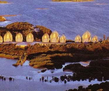 Centro culturale Jean Marie Tjibaou. Nuova Caledonia. Renzo Piano, 1998