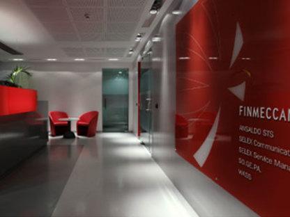 Uffici Finmeccanica. Progetto CMR. Roma. 2007