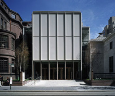 Morgan Library. New York. Renzo Piano. 2006
