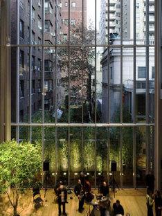 Morgan Library. New York. Renzo Piano. 2006