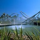Diagonal Mar Park -  Enric Miralles e Benedetta Tagliabue.<br /> Barcellona, 2002