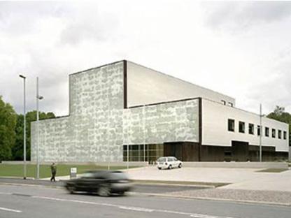 MAP Architects. Deutsche Bundesbank. Chemnitz (Germania). 2004