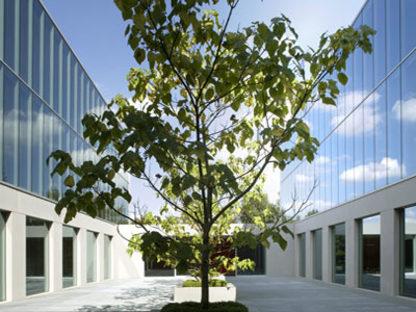 Uffici Telindus - Jo Crepain. Heverlee, 2003