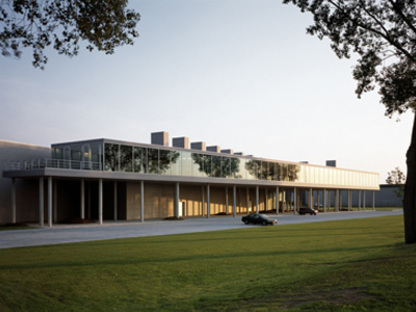 Uffici Renson. Waregem (Belgio). Jo Crepain. 2002
