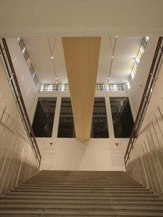 Michele De Lucchi: Il Ponte di accesso al Triennale Design Museum