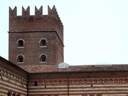Progetto di Tobia Scarpa per il recupero del Palazzo della Regione a Verona