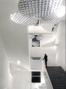 Jean François Bodin: Cité de l'Architecture Parigi