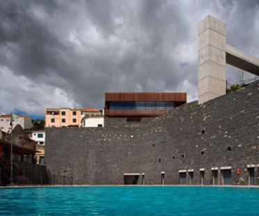 Piscinas do Atlantico di Paul David, Madeira, Portogallo, 2005