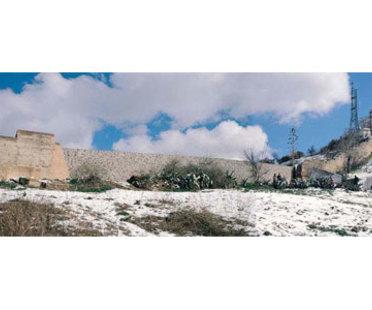 Muraglia Nazarí, Antonio Jimenez Torrecillas, Spagna, 2006