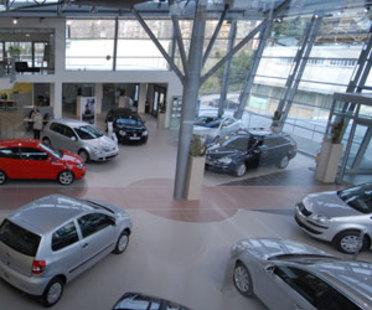 Autosalone Volkswagen Trieste