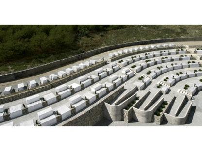 Cimitero di Armea (Sanremo), Aldo Amoretti e Marco Calvi, Italia, 2003
