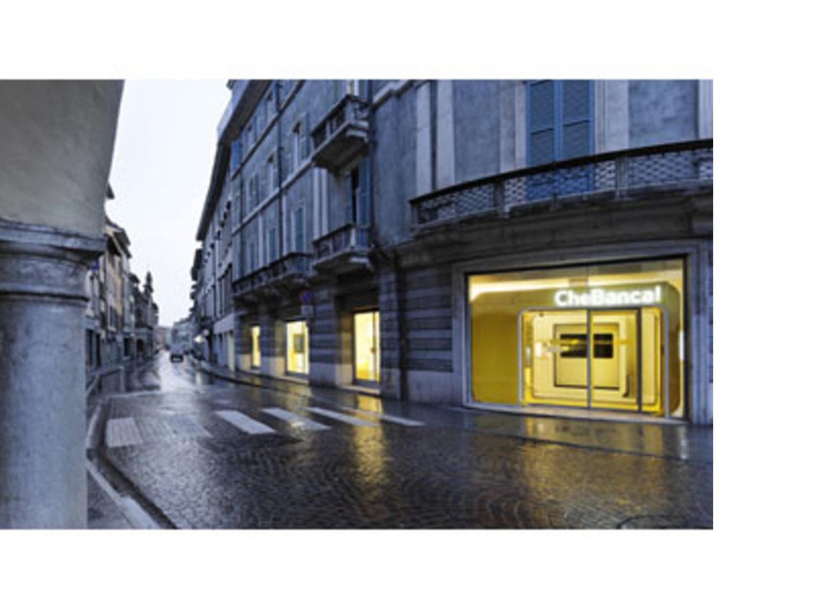 Sede di Che Banca!, CREA International, 2008