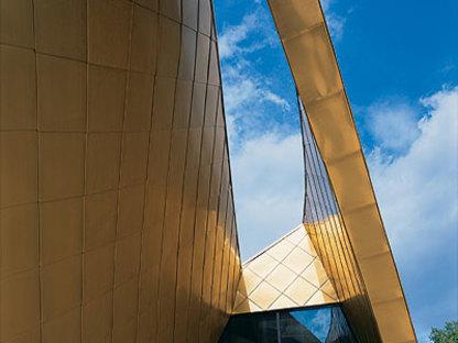 Salone per le feste, Le Safrain, S.C.P.A. Semon-Rapaport Mandataire de L'Equipe Architects, Brie Comte Robert, 2006