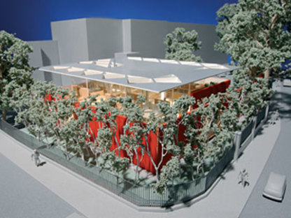 Maggie's Centre, Richard Rogers (Rogers Stirk Harbour + Partners), Londra, 2008