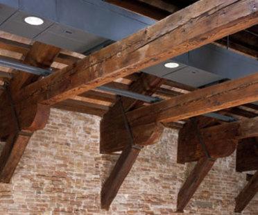 Punta della Dogana, Centro d'arte contemporanea, Tadao Ando, Venezia, 2009