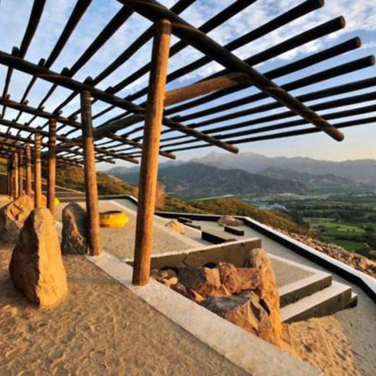 Sena Hospitality Design: Mirador Vina Sena: Il Centro Nel Paesaggio
