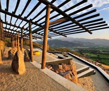 Mirador Viña Seña: il centro nel paesaggio