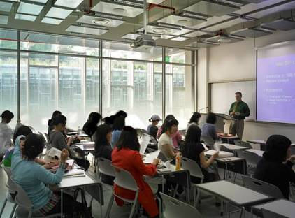 Perrault e la Ewha Womans University di Seoul