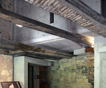 Restauro della Saline di Salins-les-Bains