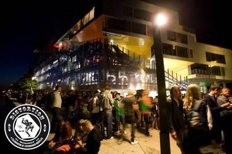 Distortion, festa del festival di musica elettronica