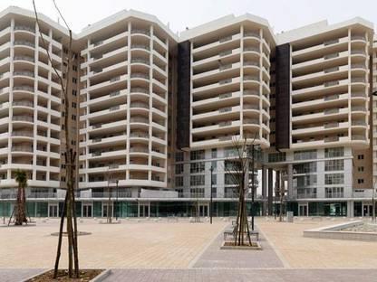Prospetto del complesso residenziale