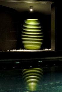 La luce sul vaso di Serralunga