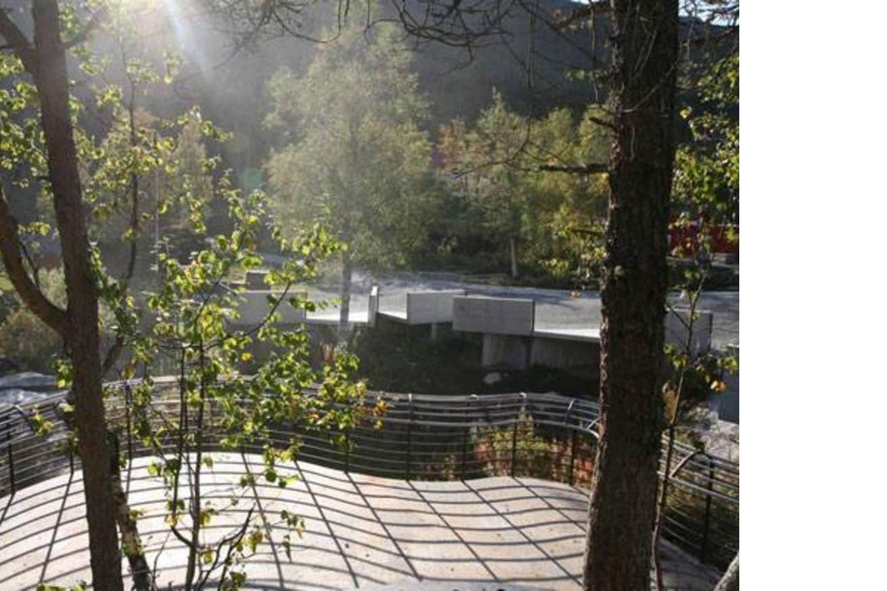 Piattaforme di osservazione sulle cascate di Gudbrandsjuvet