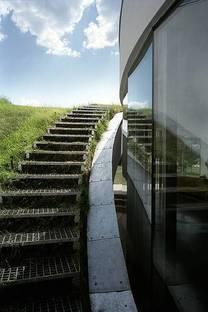 La scala al tetto-giardino