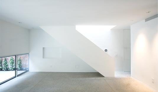 Christoff Finio: piccola casa a New York