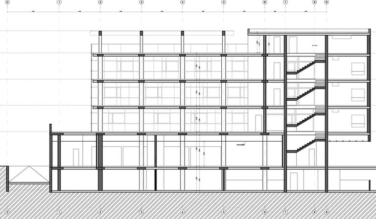 Nuovi uffici per un nuovo quartiere a Roma