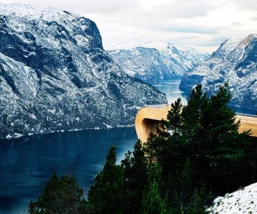 Rotte turistiche in Norvegia: Aurland