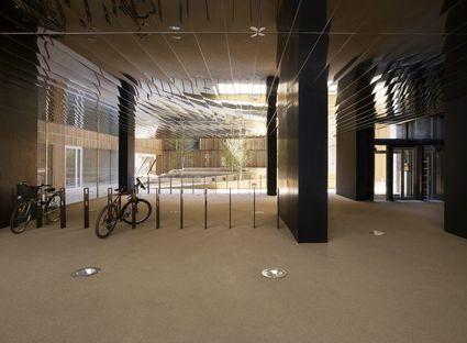LAN: residenze per studenti a Parigi