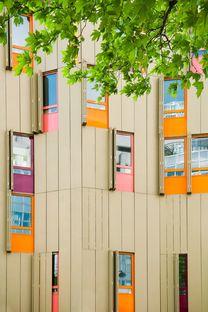 BP: residenze duplex a Parigi