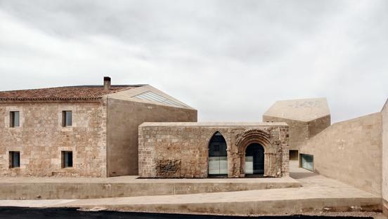 Barozzi-Veiga: sede del Ribera del Duero