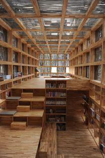 Li Xiaodong: biblioteca nel bosco