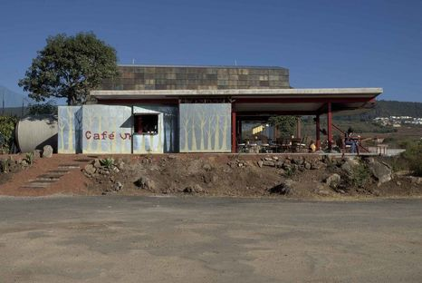 Cano Briceño: Café e Estudio 5 per artisti
