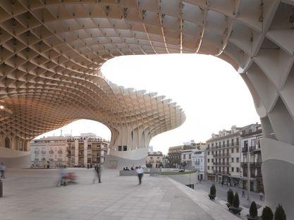 J. Mayer H.: Metropol Parasol a Siviglia