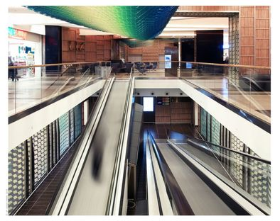 Cherubino Gambardella: centro commerciale Liz Gallery