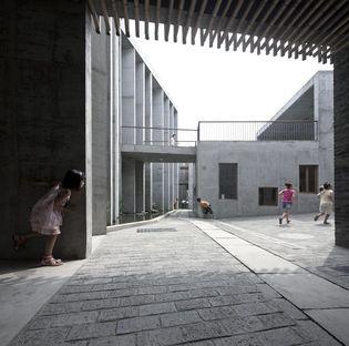 TAO: nuova scuola elementare a Xiaoquan