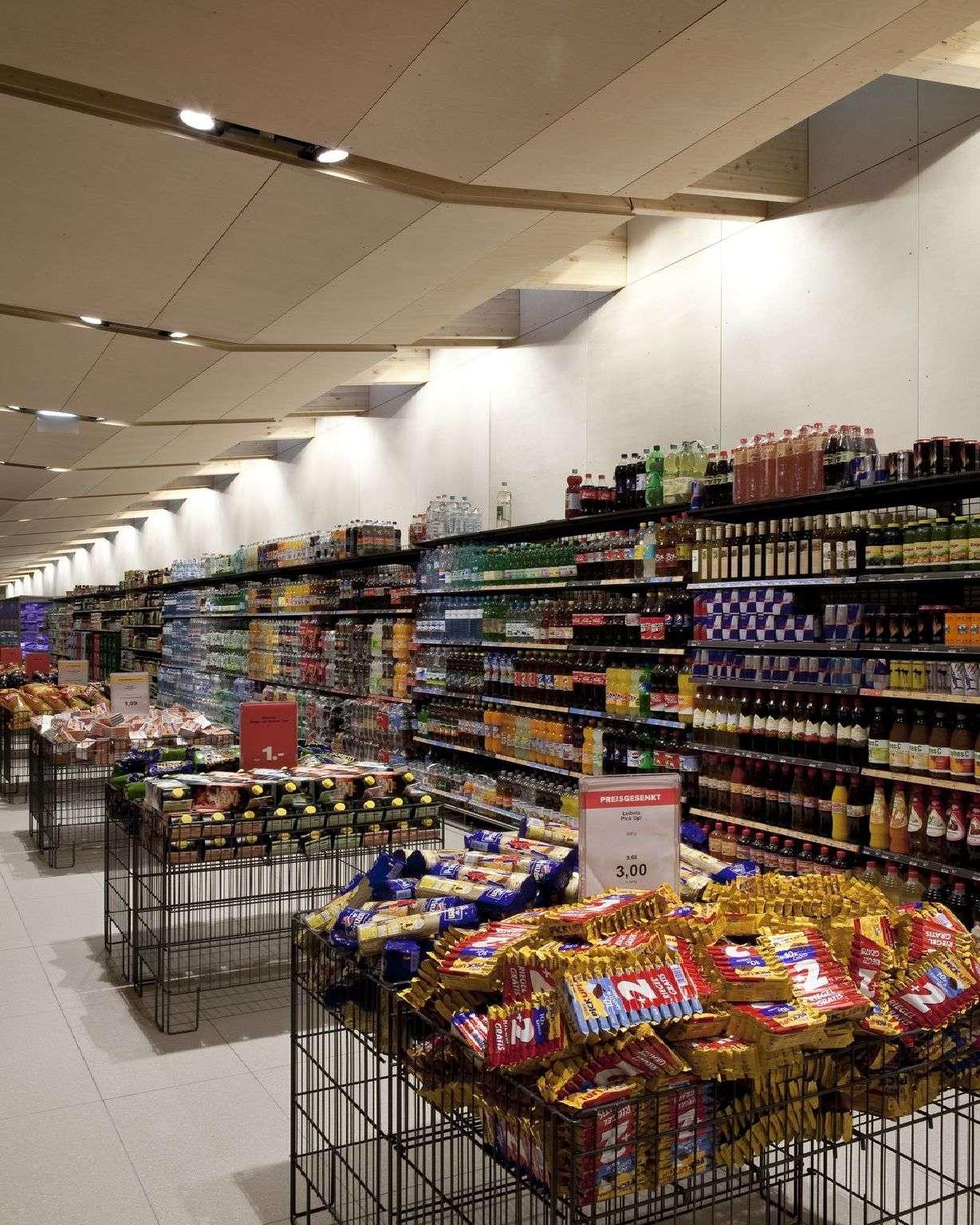 Fügenschuh: supermercato MPreis a Wiesing