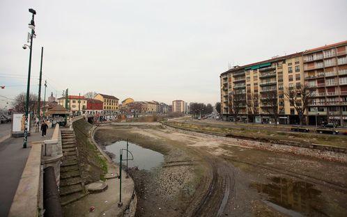 Milano e l'Expo: il recupero della Darsena