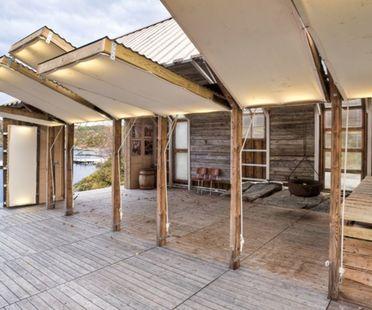 TYIN: rimessa per le barche in Norvegia