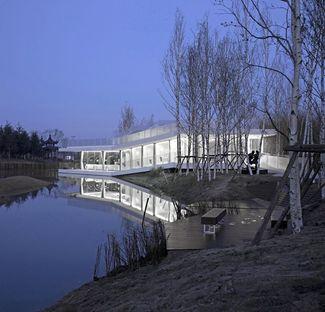 TAO: riverside club house a Yancheng (Cina)
