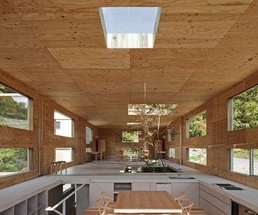 UID architects: Nest, la foresta come casa
