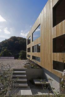 UID architects: Nest, la foresta come casa
